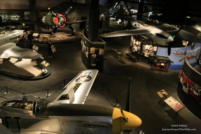 Flight of Museum in Seattle, WA