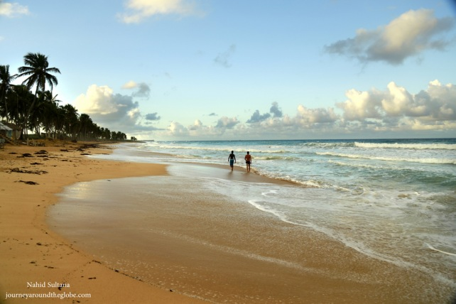 Macao Beach in Punta Cana, Dominican Republic