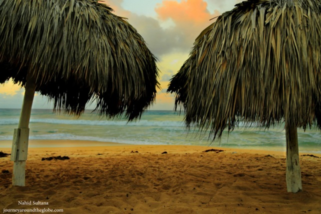 Beautiful beaches of Punta Cana, DR