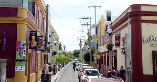 Centro Historico in Mazatlan, Mexico