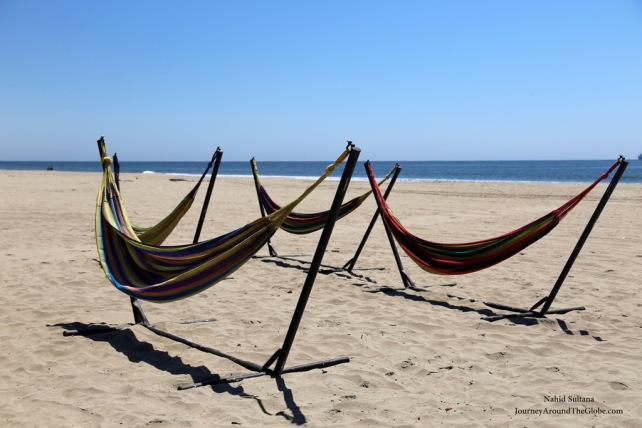 Stone Island beach in Mazatlan, Mexico